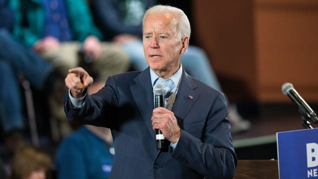 Biden to Coal Miners: Learn to Code