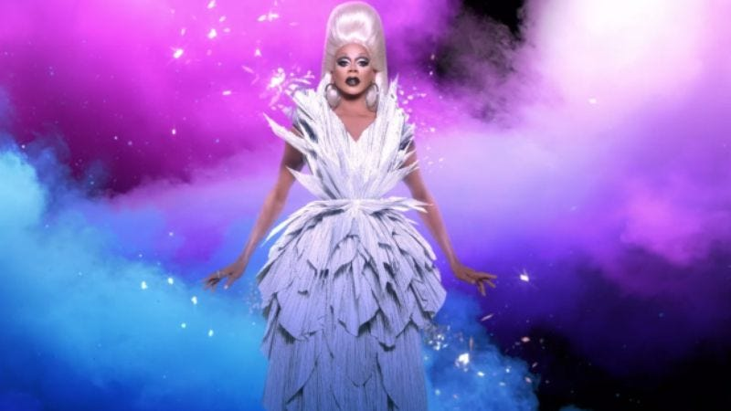 Illustration for article titled RuPaul's Drag Race sashays over to VH1 for season 9