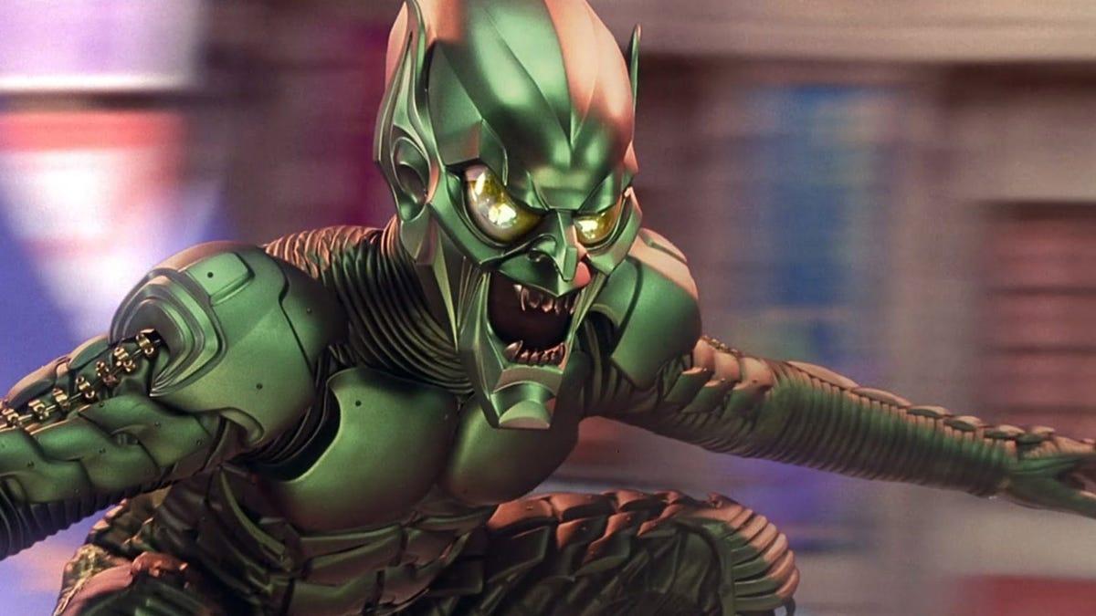 La Máscara Original Del Duende Verde En Spider Man Era Tan Compleja