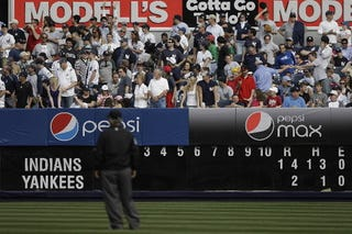 Illustration for article titled On Juiced Balls and Homer-Happy Yankee Stadium