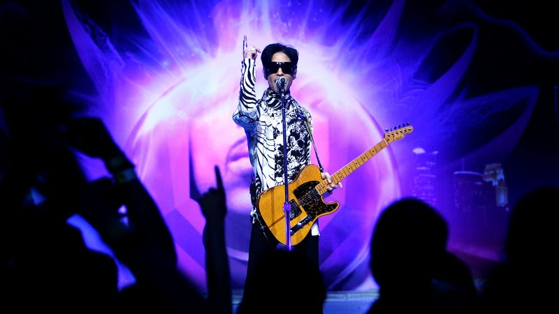Illustration for article titled Prince's estate is hiring someone to hang out, eat fish, and catalog Prince artifacts