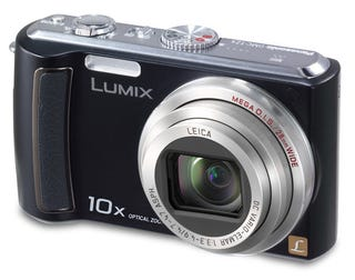 Illustration for article titled Panasonic Lumix TZ5 Is 10X Zoom Camera and HD Camcorder Rolled Into One
