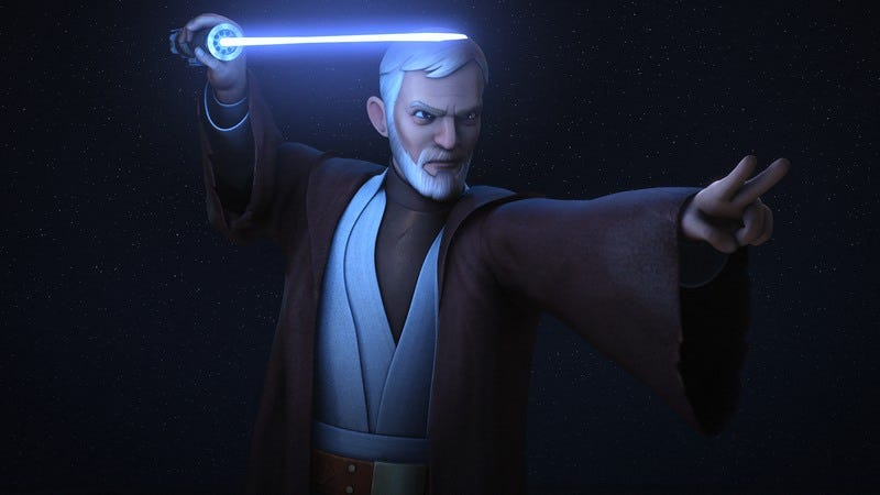 "Illustration for article titled Star Wars Rebels' ""epic showdown"" is really a quiet, if narrow, character study"