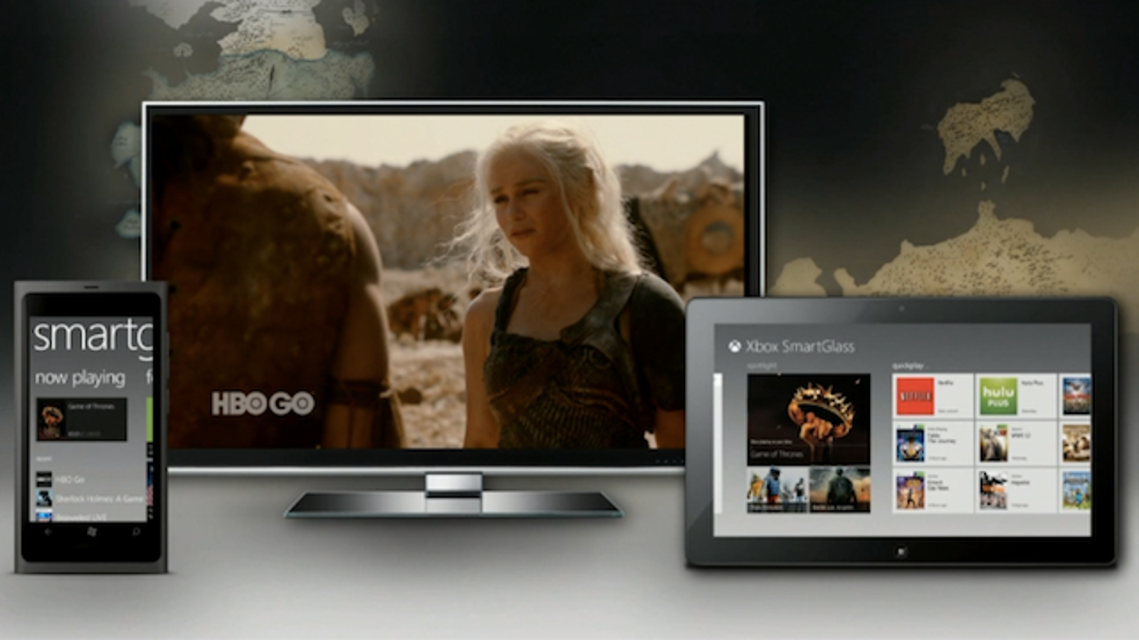 What Is Xbox SmartGlass?