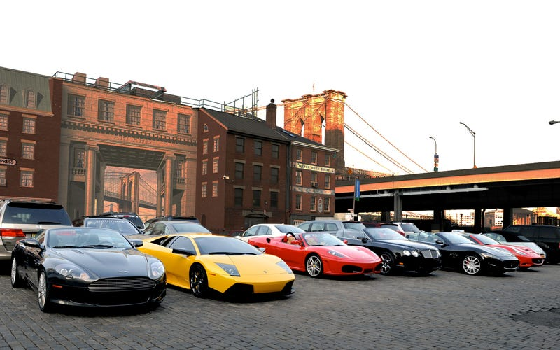 Illustration for article titled Oppo Challenge: 10k Car Collection