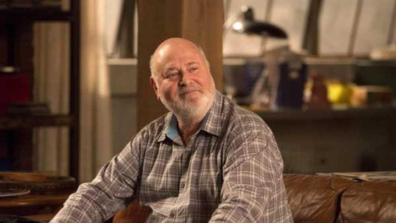 Rob Reiner on New Girl (Photo: Fox)