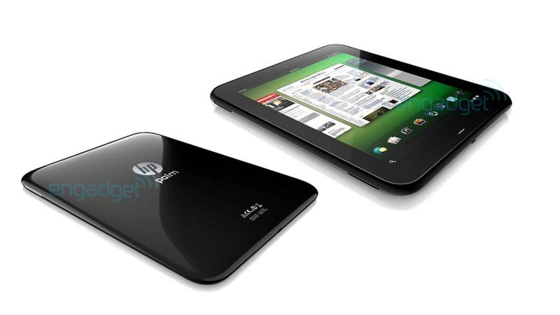 Illustration for article titled Unconfirmed: First Look at the webOS Tablets We've Been Waiting For