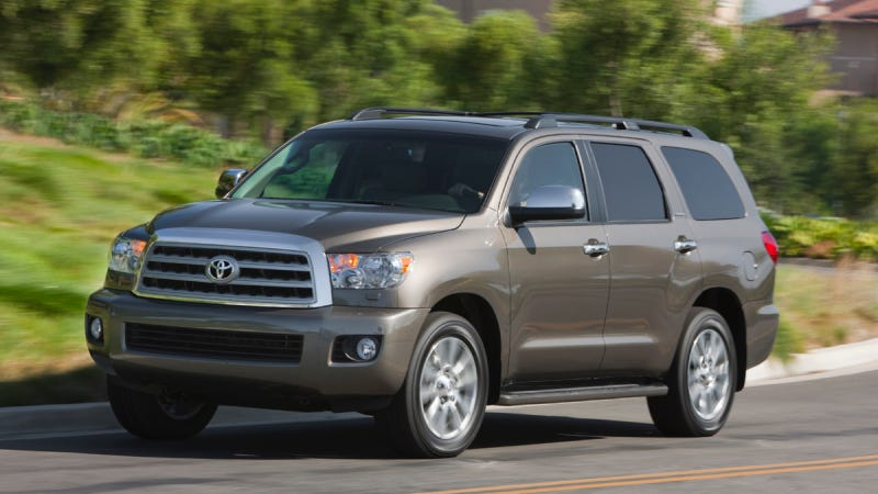 Illustration for article titled Toyota Sequoia: Jalopnik's Buyer's Guide