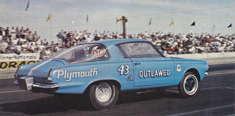 Richard Petty's Hemi Barracuda