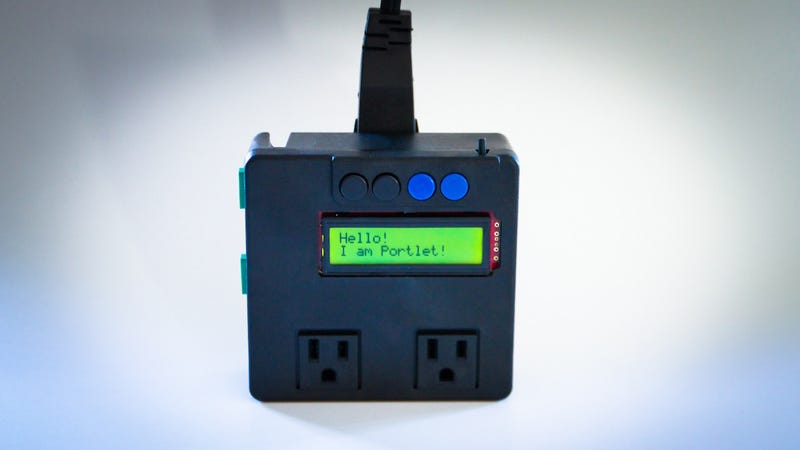 This DIY Programmable Outlet Can Control Gadgets, Monitor Temperatures, and More
