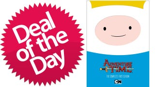 Illustration for article titled This Adventure Time Box Set Is Your Cartoon-Loving Deal of the Day