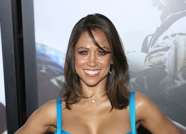 Stacey Dash fired from Fox News, won't return as contributor