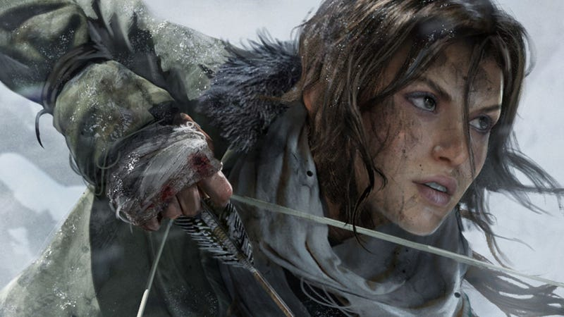 Illustration for article titled Finalmente Rise of the Tomb Raider sí llegará a PC y PS4, en 2016