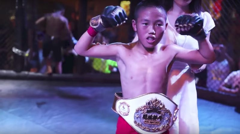 Enbo MMA Club Featuring Children in China Reportedly Under Investigation