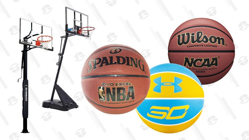 Basketball Gear Gold Box | Amazon