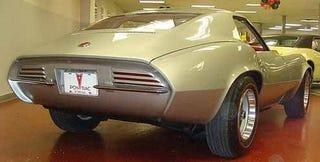 Illustration for article titled The De Lorean Car That Never Was: 1964 Pontiac Banshee For Sale