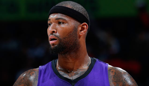 DeMarcus Cousins Had Kings Remove Lunar New Year Giveaway T-Shi…