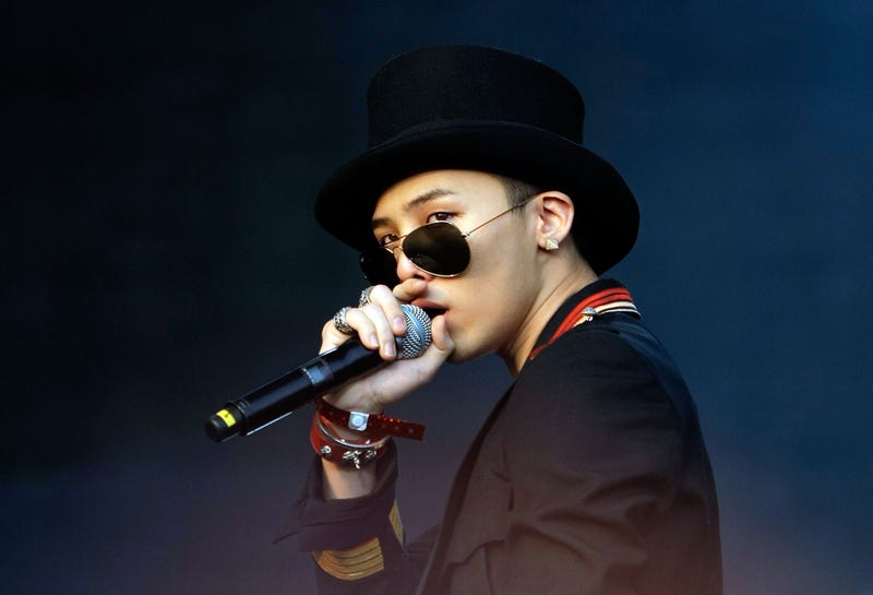 Illustration for article titled Big Bang's G-Dragon Is Literally In the South Korean Military Now, Damn