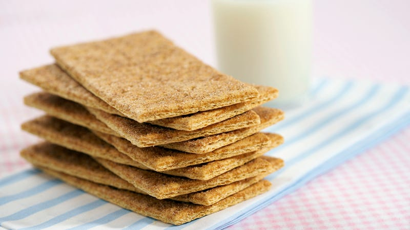 Illustration for article titled Last Call: Graham crackers were created to curb sexual appetites