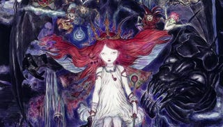 Illustration for article titled Watch Final Fantasy's Amano Speedpaint in This Child of Light Trailer