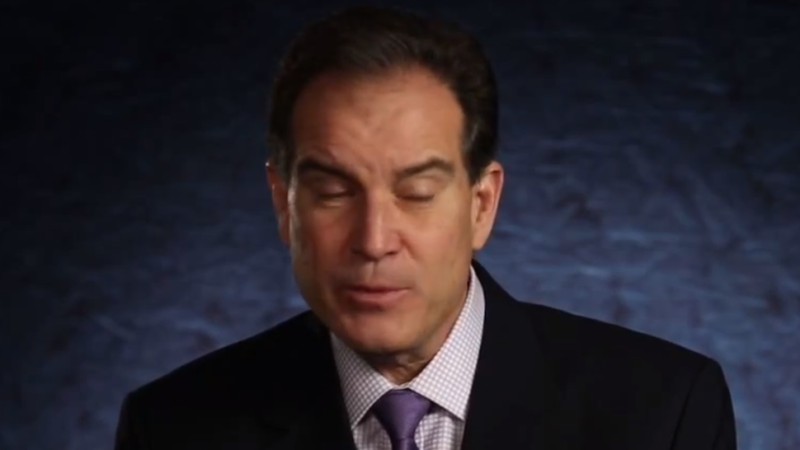 Illustration for article titled Jim Nantz Appears To Be Insane