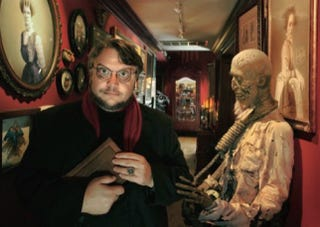 Illustration for article titled 10 Things You Didn't Know About Guillermo del Toro's Monsters