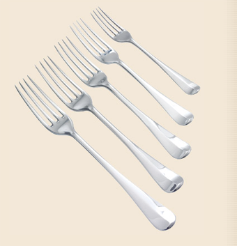 Illustration for article titled Stick A (Few Forks) In It