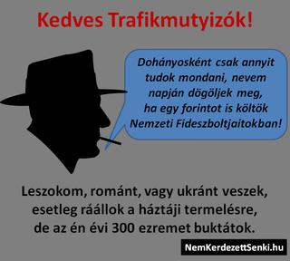 Illustration for article titled Nevem napján dögöljek meg...