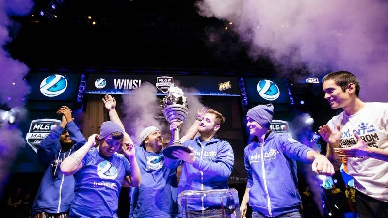 Illustration for article titled Counter-Strike Freed From European Hegemony Following Brazilian MLG Win