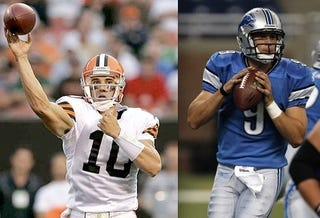 Illustration for article titled These Men Are The Best QBs Of The Day. Really.