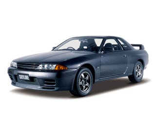 Illustration for article titled JDM Legends weighs in on the Skyline import.