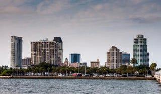Generic image of St. Petersburg, Fla.iStock