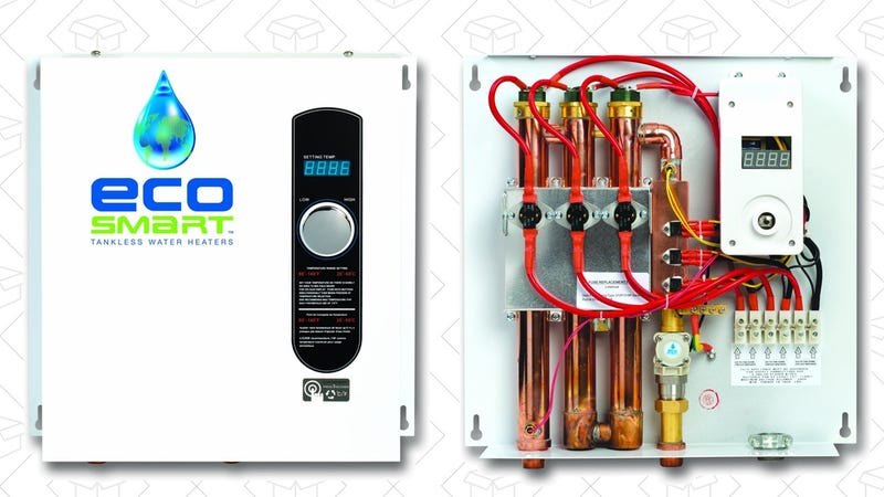 EcoSmart ECO 27 Electric Tankless Water Heater, $336