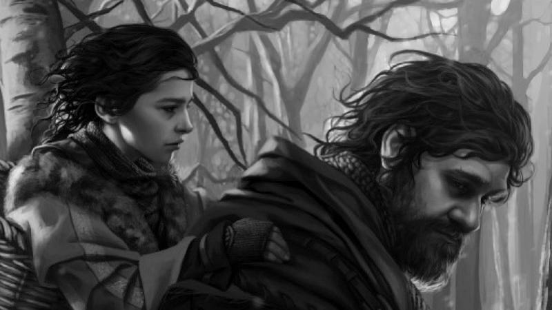 Illustration for article titled George R.R. Martin Shares a Peek atA Game of Thrones'Illustrated20th Anniversary Edition