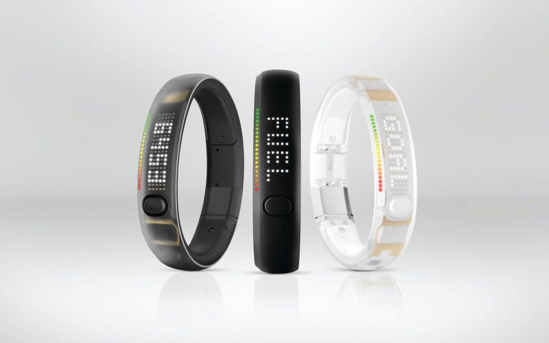 Illustration for article titled Nike Testing Newer, Thinner FuelBand