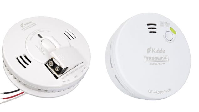 Popular Smoke Alarms Recalled Over Failure to Alert During Fire