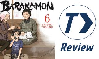 Illustration for article titled Barakamon Vol. 6 - Manga Review
