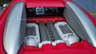 Illustration for article titled Bugatti Veyron Corvette ZR1 Trade-In: Sale Photos