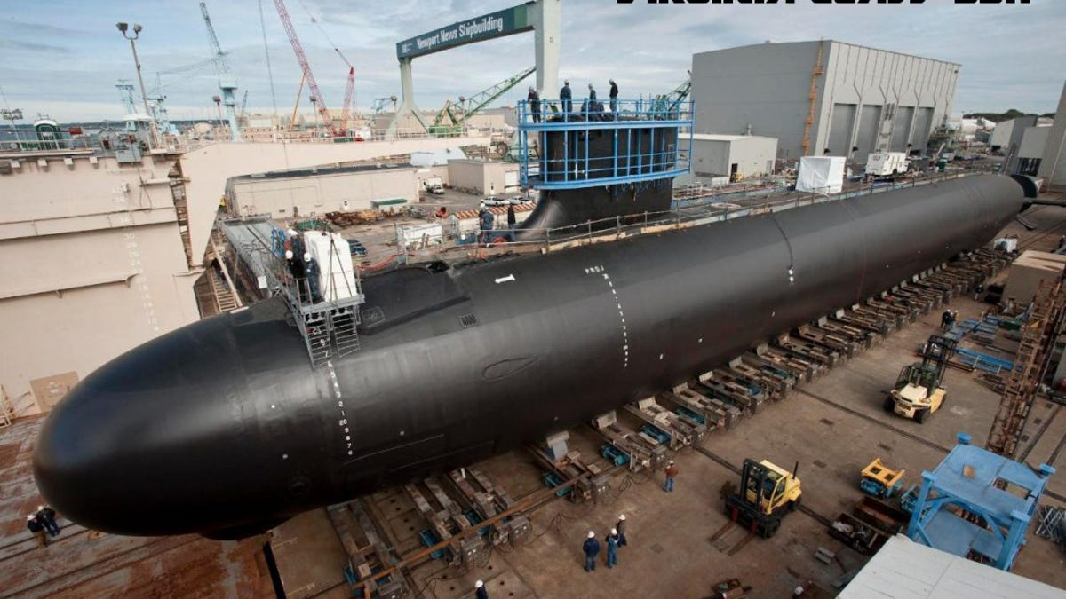 Is This Jumbo Diesel Electric Submarine A True Nuclear Alternative