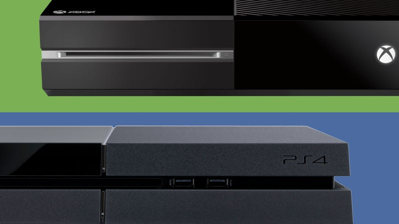 Illustration for article titled PlayStation 4 Vs. Xbox One: A Feature by Feature Showdown