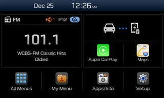 Illustration for article titled Hyundai Is Making The Infotainment System We've Been Asking For