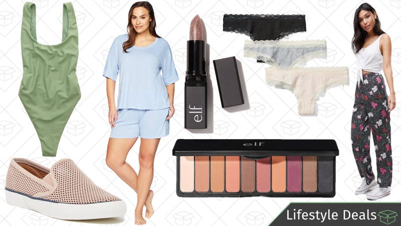 Illustration for article titled Tuesday's Best Lifestyle Deals: Sperry, Amazon Basics, e.l.f. Cosmetics, and More