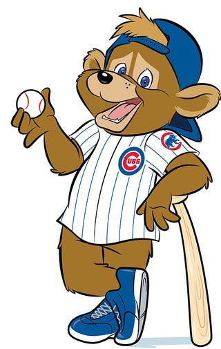 Illustration for article titled The Cubs' New Mascot Is A Nightmarish, Perverted Furry