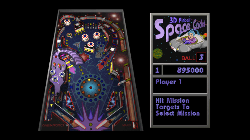 Illustration for article titled Appreciating That Rad Pinball Game Built Right into Early Windows Operating Systems