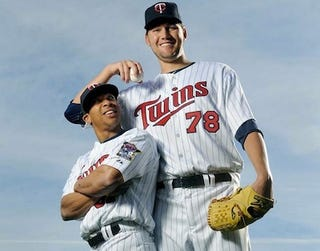 Illustration for article titled Monster Dutch Reliever Hopes To Terrorize Twin Cities