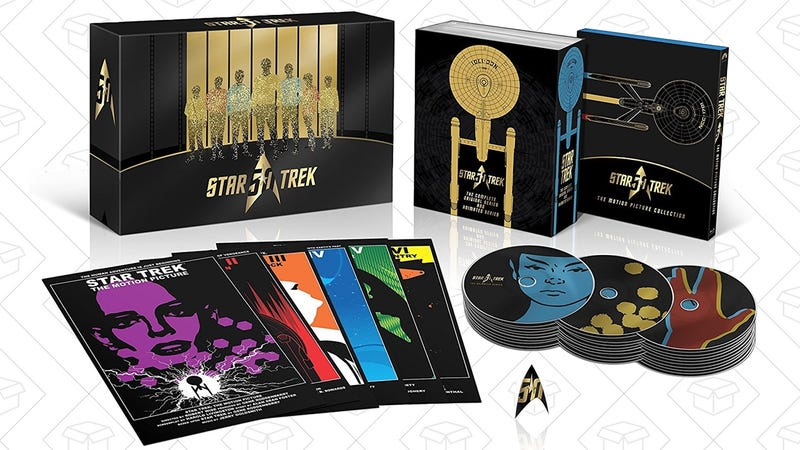 Star Trek 50th Anniversary Collection, $80
