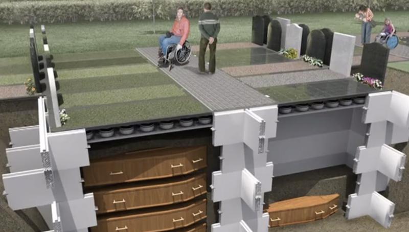 Illustration for article titled A jövő temetőjét láthatjátok
