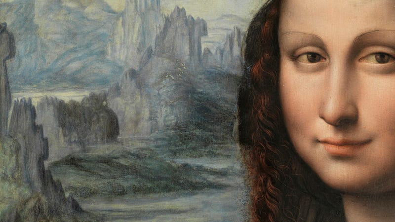 Illustration for article titled Earliest Mona Lisa Copy Ever Discovered, Probably Painted At the Same Time as Da Vinci's