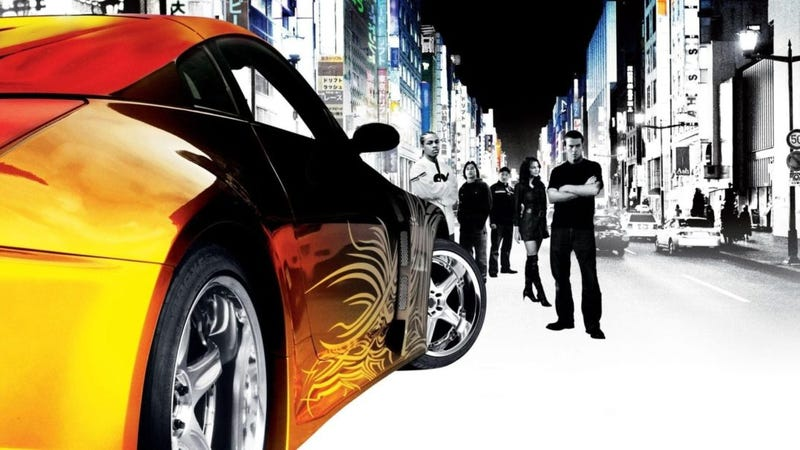 Illustration for article titled Live blog: All The Problems With Tokyo Drift
