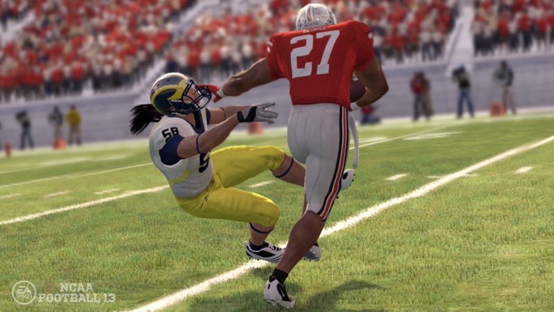Illustration for article titled How Long Can NCAA Remain Above the Anger Against Madden?